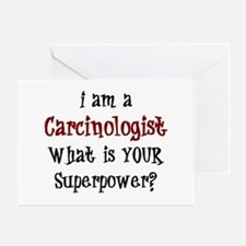 carcinologist Greeting Card