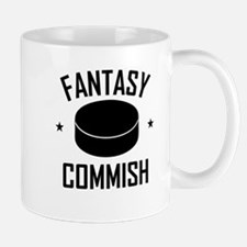 Fantasy Hockey Commish Mugs