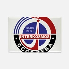 INTERKOSMOS (SPACE AGE) Magnets