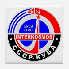 Unique Cosmonaut Tile Coaster