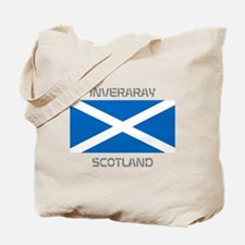 Inveraray Scotland Tote Bag
