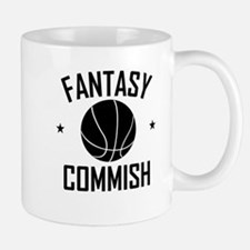 Fantasy Basketball Commish Mugs