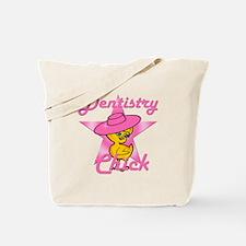 Dentistry Chick #8 Tote Bag