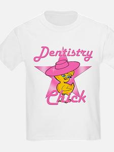 Dentistry Chick #8 T-Shirt