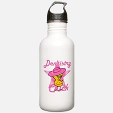 Dentistry Chick #8 Water Bottle