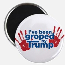 Groped by Trump Magnets