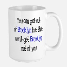 brooklyn out Mugs