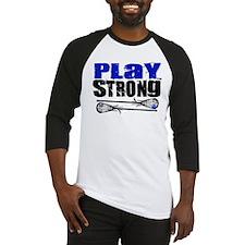 Play LAX Strong Baseball Jersey
