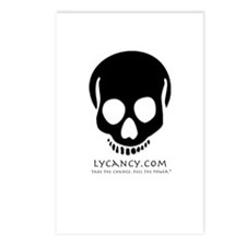 Lycancy - Symbol Ghost Postcards (Package of 8)