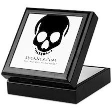 Lycancy - Symbol Ghost Keepsake Box