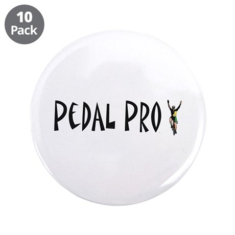 """TOP Pedal Pro 3.5"""" Button (10 pack)"""