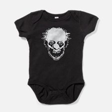 Creepy clown Baby Bodysuit