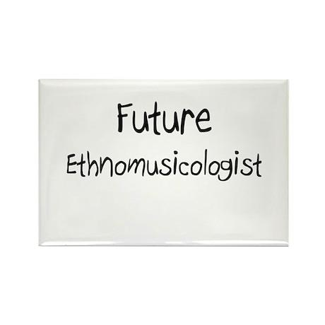 Future Ethnomusicologist Rectangle Magnet (10 pack