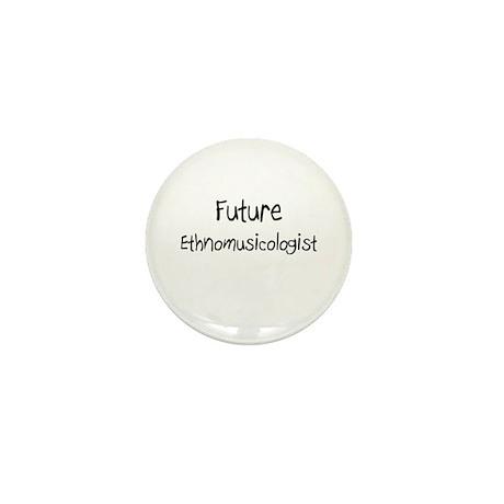 Future Ethnomusicologist Mini Button