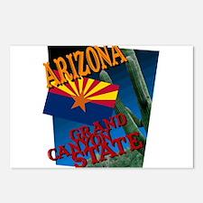 Cute Arizona desert Postcards (Package of 8)