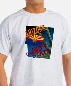 Funny Grand canyon state T-Shirt
