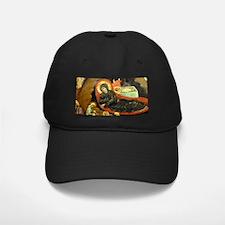 Nativity by Guido of Siena Baseball Hat