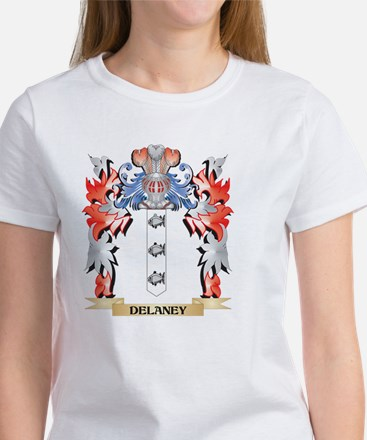 Delaney Coat of Arms - Family Crest T-Shirt