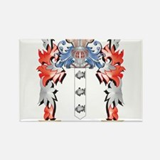 Delaney Coat of Arms - Family Crest Magnets