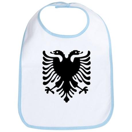 Albanian Crest Bib