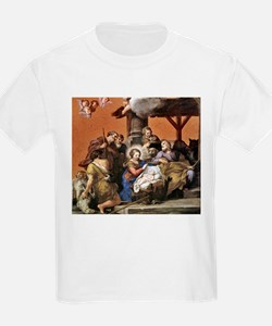 Nativity by Pietro da Cortona T-Shirt