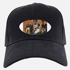 Nativity by Pietro da Cortona Baseball Hat