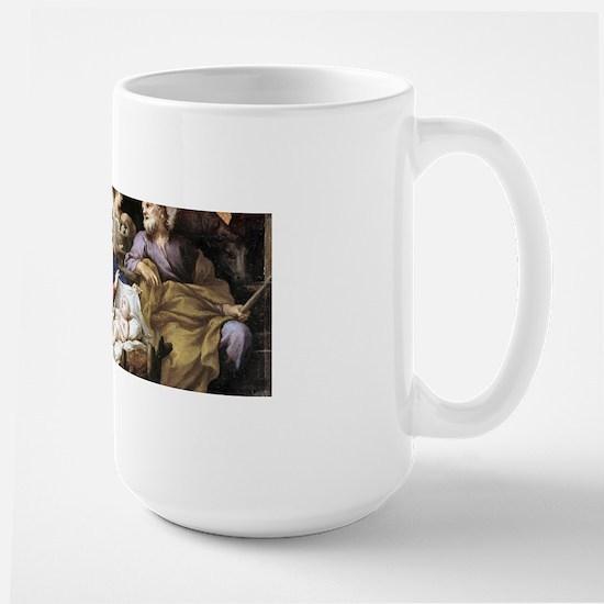 Nativity by Pietro da Cortona Mugs