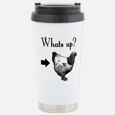 Funny Rhymes Travel Mug