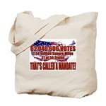 Bush Country USA Mandate Tote Bag