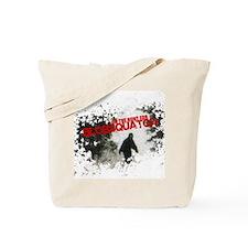 Cute Blobsquatch Tote Bag
