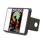 Psychic Fortune Teller Rectangular Hitch Cover