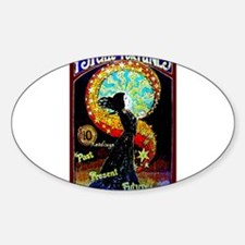 Psychic Fortune Teller Decal