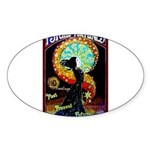 Psychic Fortune Teller Sticker