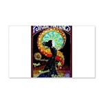 Psychic Fortune Teller Decal Wall Sticker
