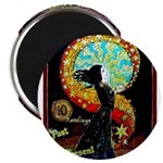 Psychic Fortune Teller Magnets