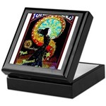 Psychic Fortune Teller Keepsake Box