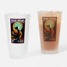 Psychic Fortune Teller Drinking Glass