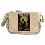 Psychic Fortune Teller Messenger Bag