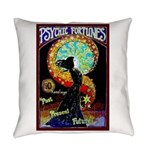Psychic Fortune Teller Everyday Pillow