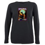 Psychic Fortune Teller Plus Size Long Sleeve Tee