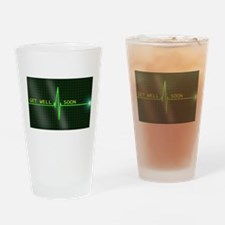 Get Well Soon ERG Drinking Glass