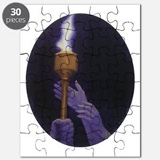 Torch Pass Puzzle