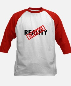 Reality REJECTED Kids Baseball Jersey