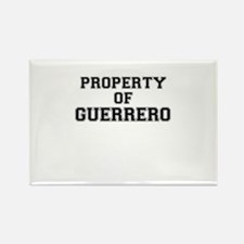 Property of GUERRERO Magnets