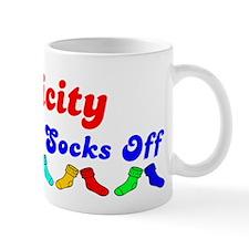 Felicity Rocks Socks (B) Coffee Mug