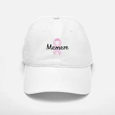 Memere pink ribbon Baseball Baseball Cap