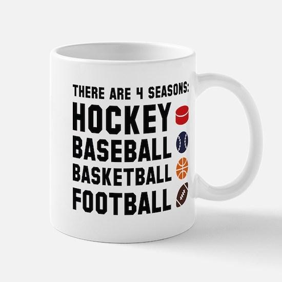 Four Seasons Sports Mug