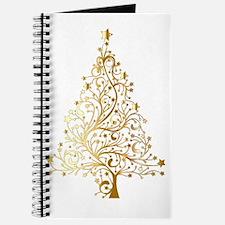 Cute Christmas tree Journal