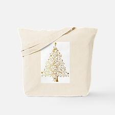 Cool Gold star Tote Bag
