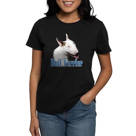 Bull Terrier Name Women's Dark T-Shirt